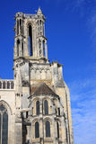 Laon Cathedral, France Stock Photos