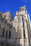 Laon Cathedral, France Royalty Free Stock Photo