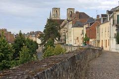 Laon, Francia Imagenes de archivo