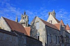 Laon, Francia Fotografía de archivo
