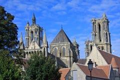 Laon, Francia Imágenes de archivo libres de regalías