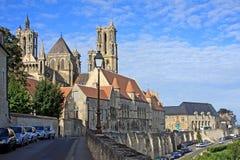 Laon, Francia Fotos de archivo