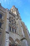 Laon katedra, Francja Zdjęcie Stock