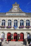 Laon Town Hall Stock Image