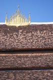 laos świątyni Zdjęcie Royalty Free