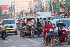 laos Fotografia de Stock Royalty Free