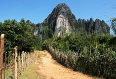 Laos Imagem de Stock