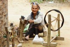 By Laos, Asien Royaltyfria Foton