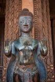 Laos Buddha zdjęcia royalty free