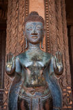 Laos Buddha Royalty Free Stock Photos