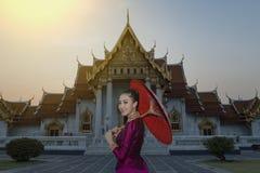 Laos kobieta Obrazy Royalty Free