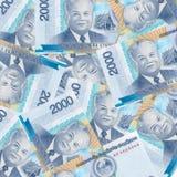 Laos National Bank Kip Note Stock Photos