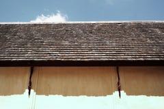 laos tempel Arkivfoton