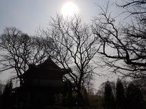 laoshan гора Стоковые Фото