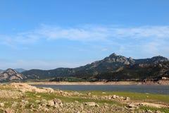 Laoshan kulle i Qingdao Royaltyfri Bild