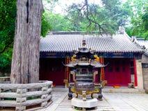 Laoshan Taiqinggong Incense burner Royalty Free Stock Photo