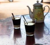 Laotian coffee, Laos Royalty Free Stock Photos