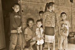 Laotian hmong Royalty Free Stock Images
