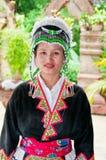Laotian Hmong Woman Stock Photography