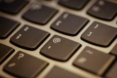 lap-top πληκτρολογίων Στοκ φωτογραφίες με δικαίωμα ελεύθερης χρήσης