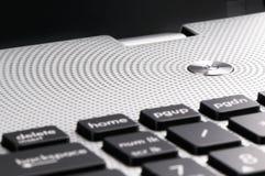 Πληκτρολόγιο lap-top Στοκ φωτογραφίες με δικαίωμα ελεύθερης χρήσης