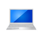 Lap top icon. Vector Royalty Free Stock Photo