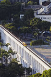 Lapa Arches in Rio Royalty Free Stock Photo