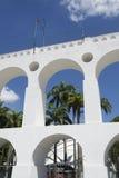 Lapa Arches Rio de Janeiro Brazil Royalty Free Stock Photos
