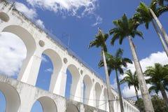 Lapa Arches Rio de Janeiro Brazil Stock Photos