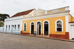 Lapa historisches Gehäuse Stockbilder
