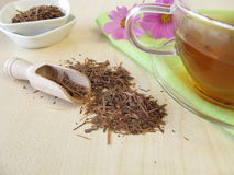 Lapacho herbata zdjęcia stock