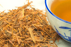 Lapacho tea Stock Image