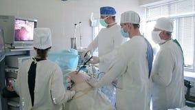 laparoscopic手术 胳膊关心健康查出滞后 影视素材