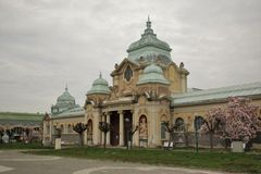 Lapidarium of the National Museum Royalty Free Stock Images