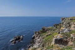 Lapidez la côte Photo libre de droits
