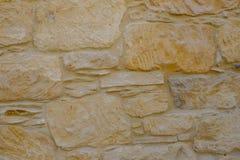 Lapidez le plan rapproché construit de mur avec le modèle et la texture Photo libre de droits