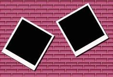 Lapidi l'uso della priorità bassa del muro di mattoni per la foto Immagini Stock Libere da Diritti