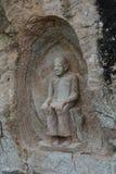 Lapidi le sculture Fotografie Stock Libere da Diritti