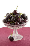 Lapin cherries Stock Image