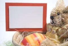 Lapin de Pâques Image stock