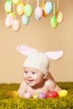 Lapin de Pâques de bébé photos libres de droits
