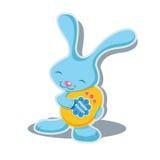 Lapin de Pâques mignon Photographie stock libre de droits