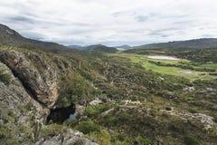 Lapinha DA Serra Landscape fotografía de archivo