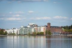 Lapinniemi holiday resort royalty free stock photos