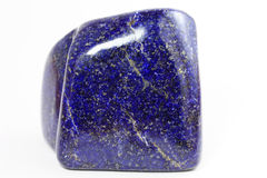 Lapis Lazuli Lizenzfreie Stockfotografie