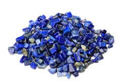 Lapis lazuli Stock Afbeelding
