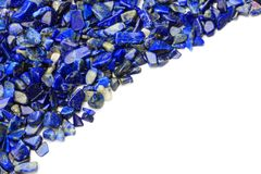 Lapis lazuli Image stock
