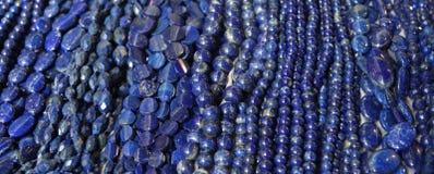 Lapis lazuli Royalty-vrije Stock Foto