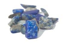 Lapis lazuli Stone Royalty Free Stock Photography