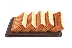 Lapis, traditional layers cake. Stock Photo